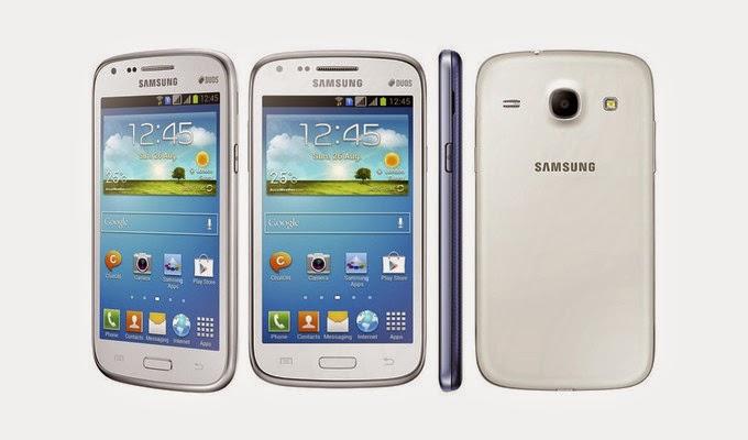 Harga dan Spesifikasi Lengkap Samsung Galaxy Core i8260 [UPDATE]