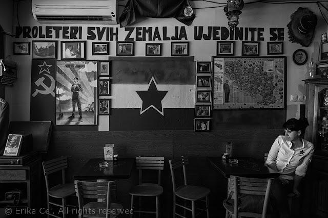 caffe SFRJ Belgrado