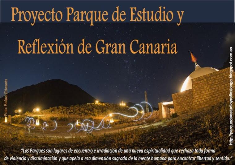 Proyecto Parque de Estudio y Reflexión en Gran Canaria