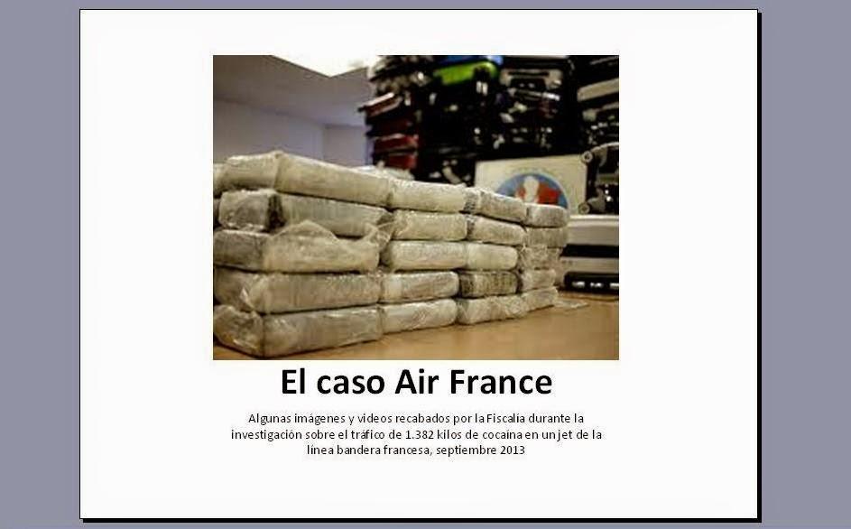 EnImágenes: caso Air France