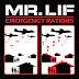 Mr. Lif (The Perceptionists) - Emergency Rations
