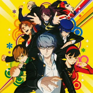 Persona 4 The GOLDEN Original Soundtrack
