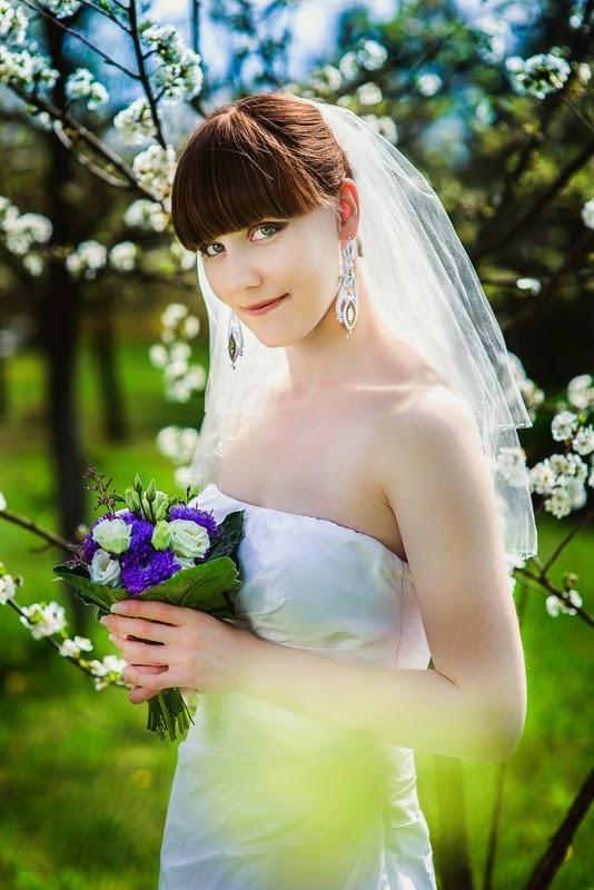 Ażurowe, dwustronne kolczyki ślubne soutache