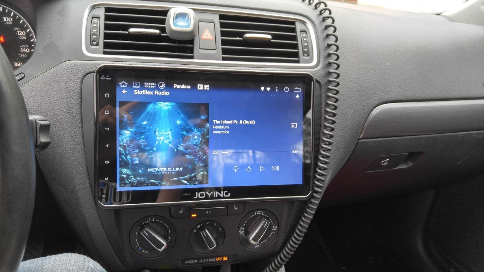 Joying Android Car Stereo Updated A Video For This Unit