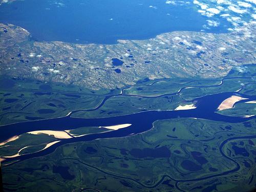 Resultado de imagen para río obi