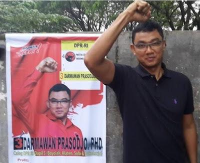 Darmawan Prasodjo alias Darmo Freeport