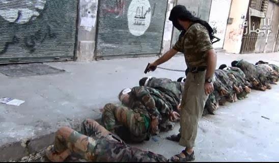 "أخطر عشر بنود في دستور ""داعش"""