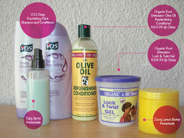 Best Natural Hair Care Products South Africa