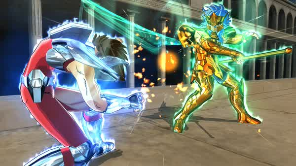 Saint Seiya Soldiers Soul Direct Link Iso Free Download