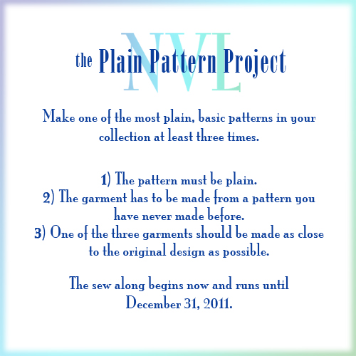 Plain Pattern Project
