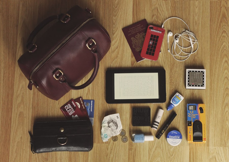 what to take with you on a flight