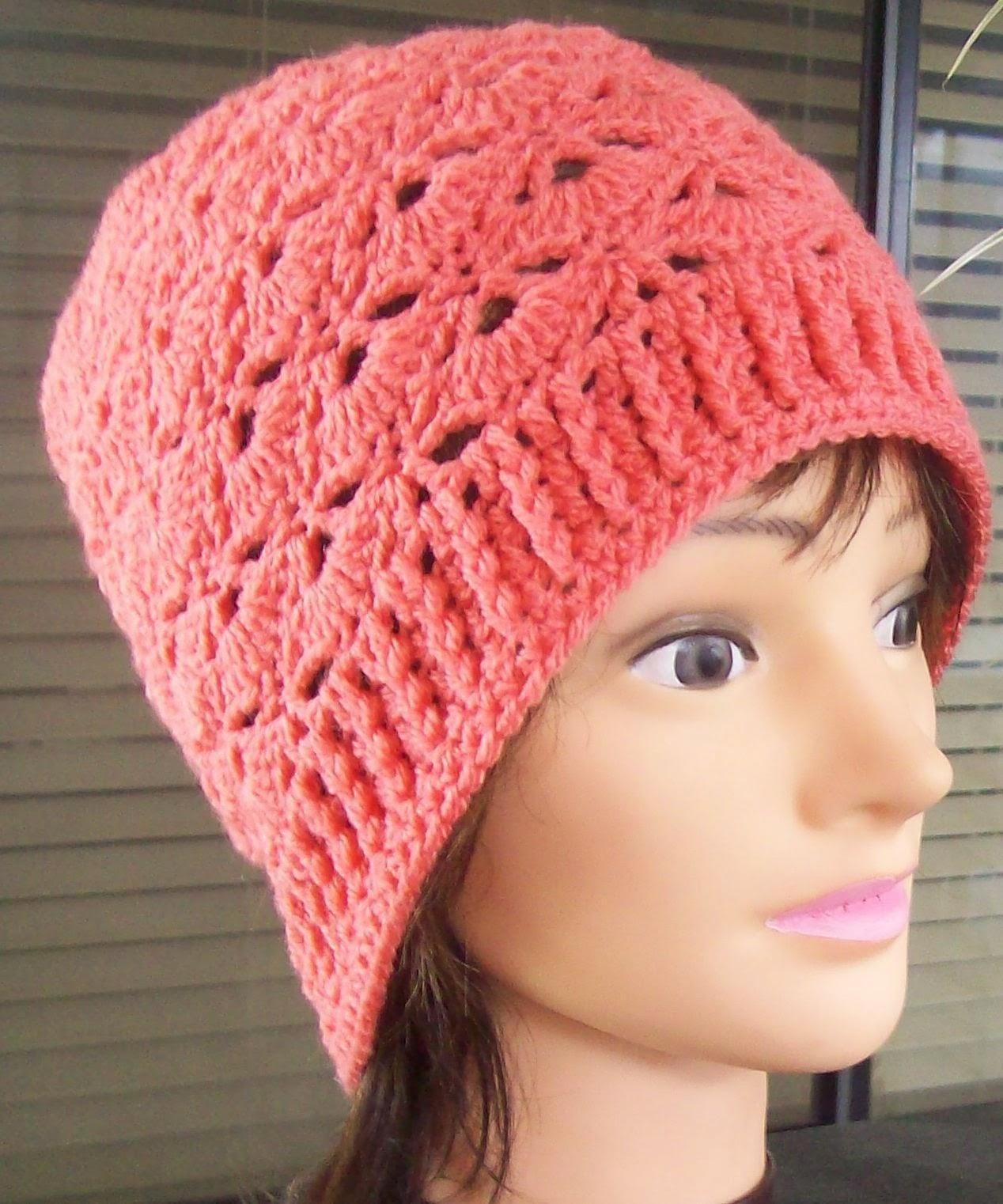 Crochet Hat Patterns Adults : Free Crochet Patterns By Cats-Rockin-Crochet