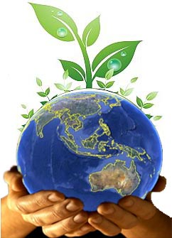 save the earth by green energy