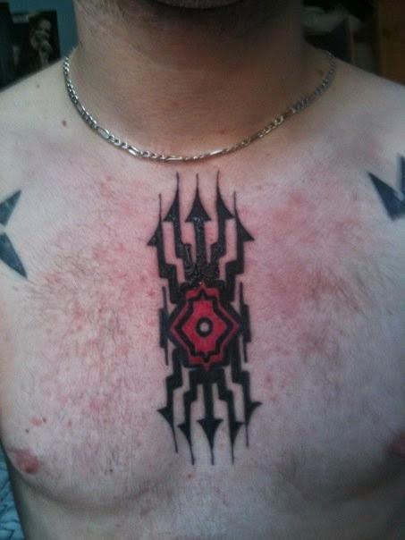 Tattoo gallery for men l 39 cie brand tattoo for Final fantasy 13 l cie tattoo
