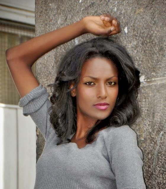 Miss World Ethiopia 2014 winner Yirgalem Hadish