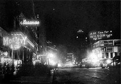 Long Acre Square Times Square