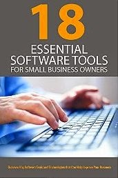 18 Essential Software Tools for Small Business Owners: Discover Key Software Tools and Technologies that Can Help Improve Your Business
