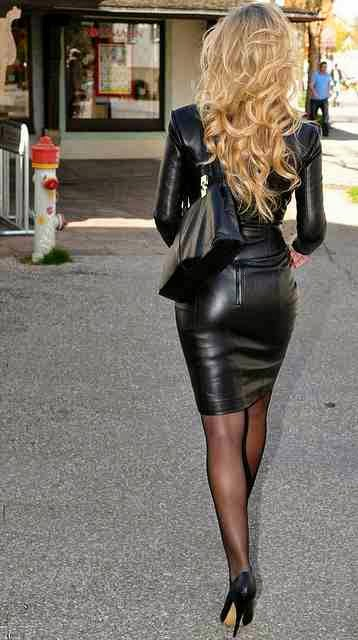 lovely in leather heike the