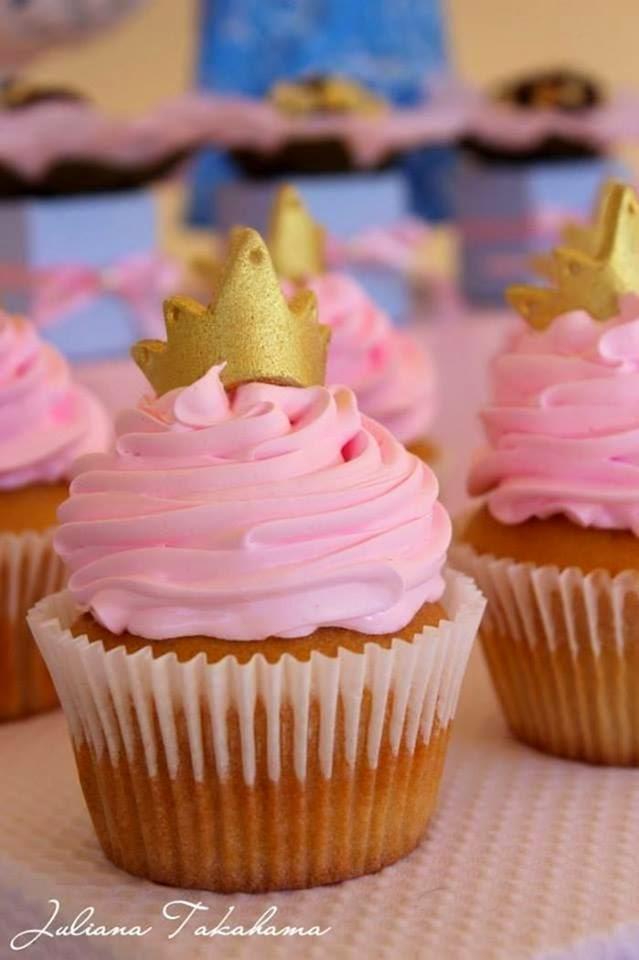 Princess Cake Ideas With Cupcakes : Princess Cupcake Designs For Girls Birthday - B & G Fashion
