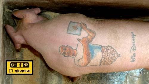 Versiculos De La Biblia Tatuaje S qué dice la biblia acerca de los tatuajes / perforaciones del cuerpo