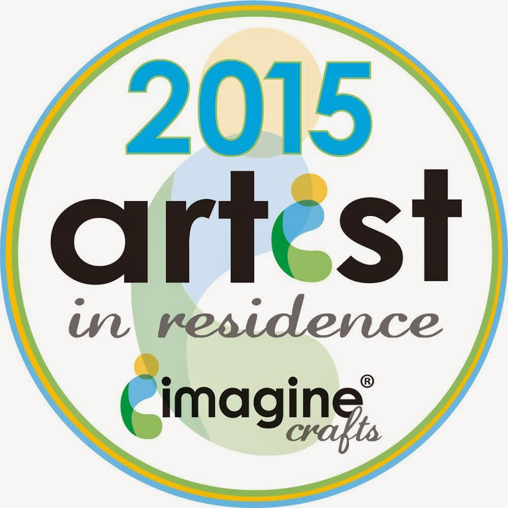 IMAGINE Crafts/Tsukineko 2015