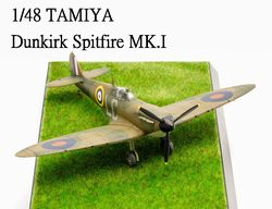 1/48 Spitfire MKI