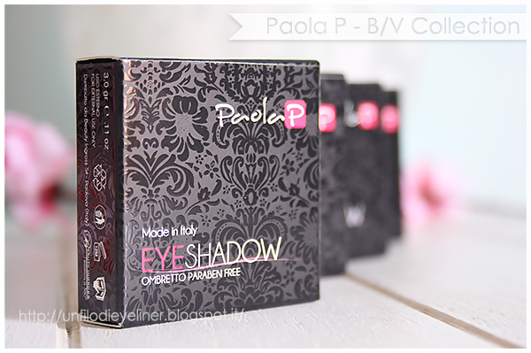 Preview & Swatch: Paola P - B/V Collection