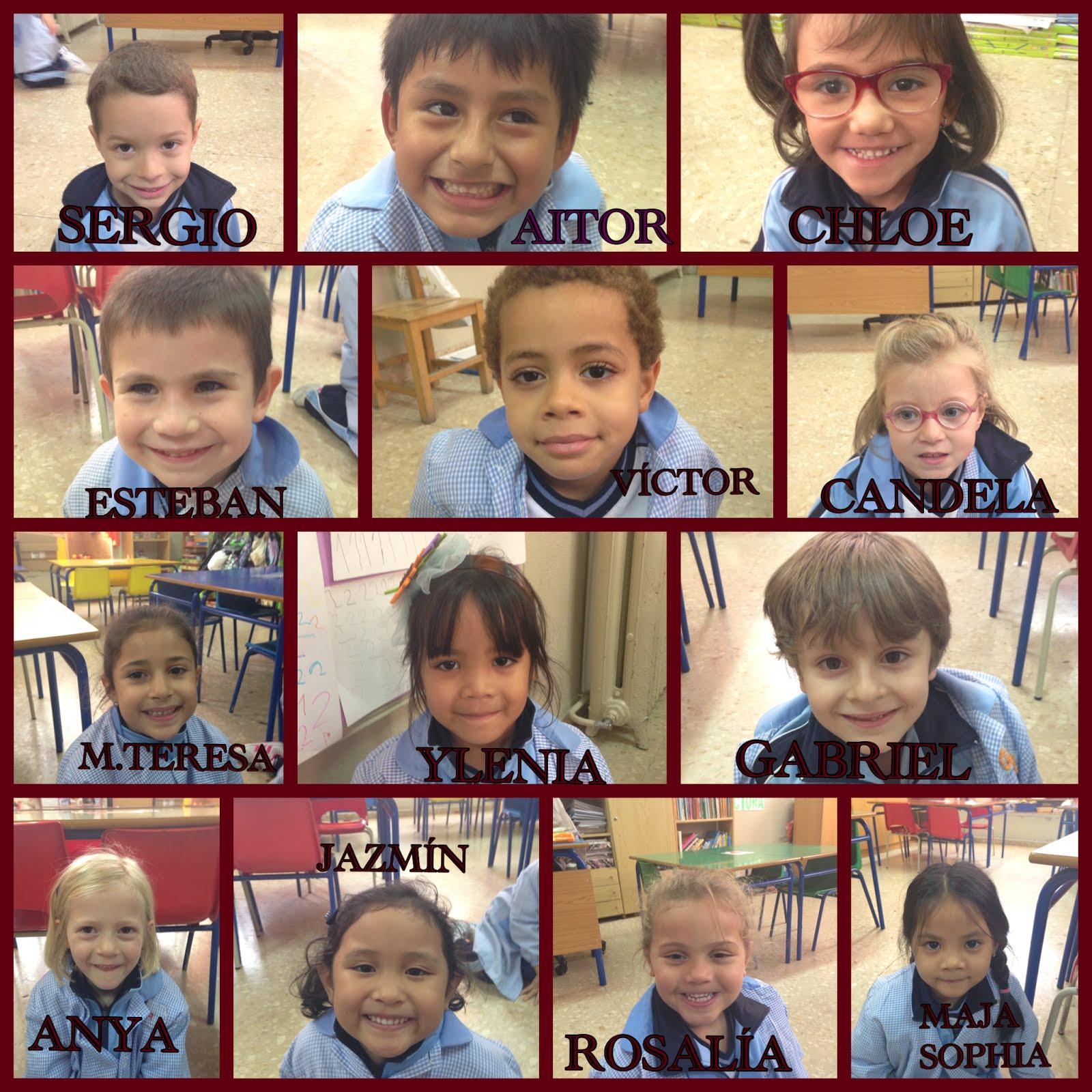 """LOS """"VETERANOS"""" DE 5 AÑOS SON..."""