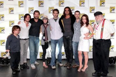 elenco de actores de Juego de Tronos - Juego de Tronos en los siete reinos