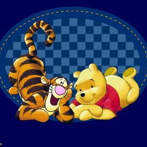 POOH & TIGER Says Love U
