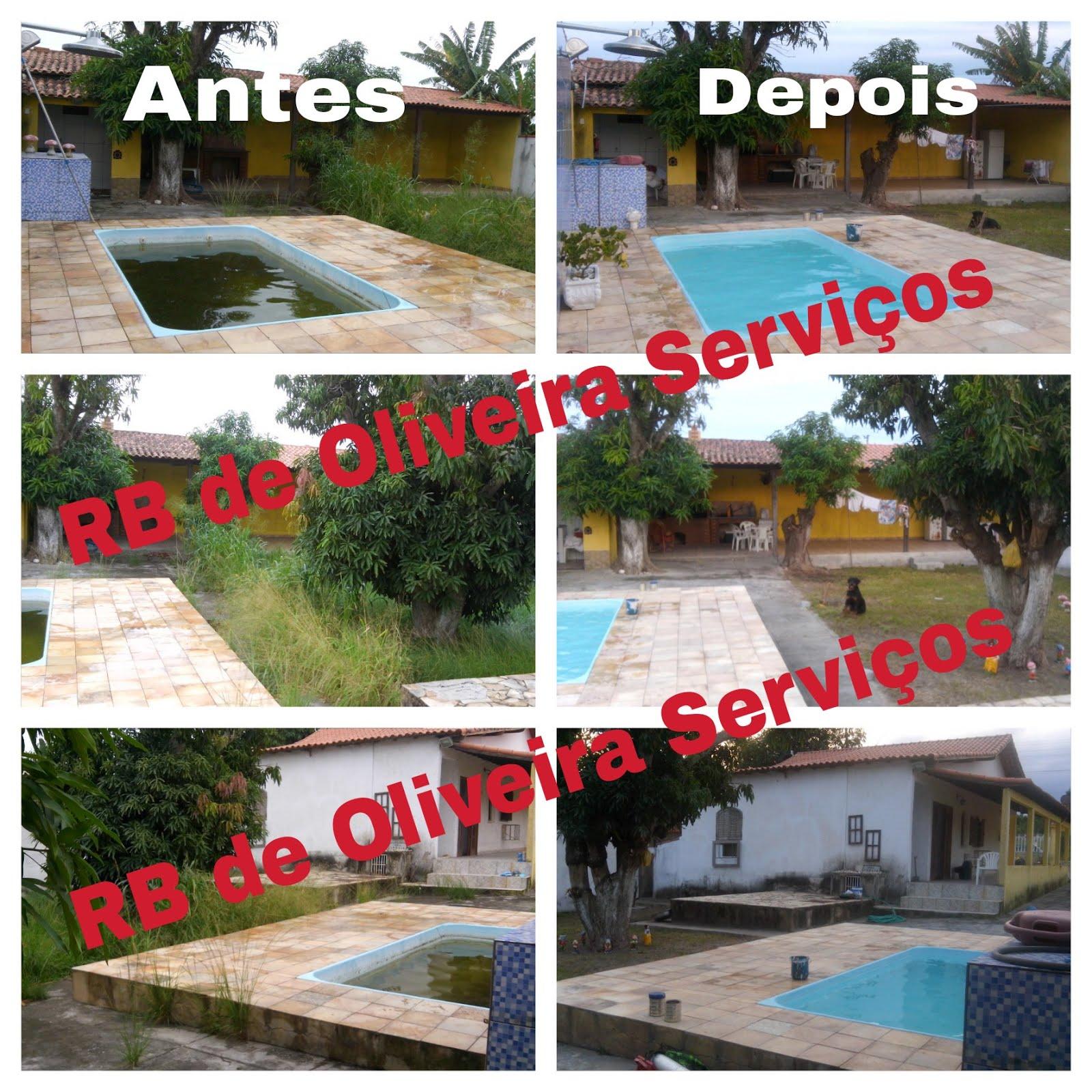 Limpeza de quintal tratamento de piscina e pintura interna da  #B31829 1600x1600