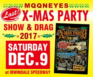 MOONEYES X-MAS PARTY