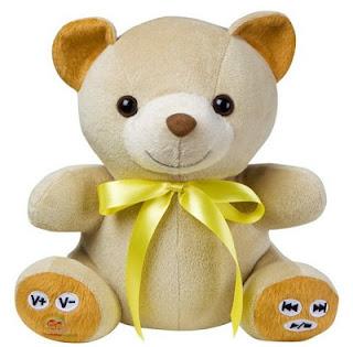 Cuddletunes Bear