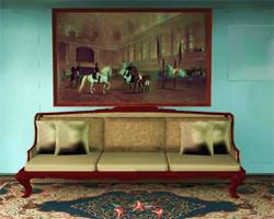 Solucion Paintings Room Escape Ayuda, Pistas