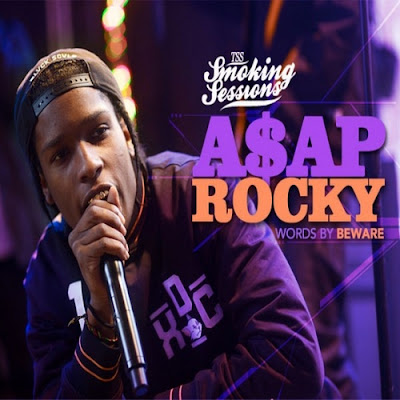 asap rocky drawing - asap rocky art - album cover asap mixtapes - american rappers