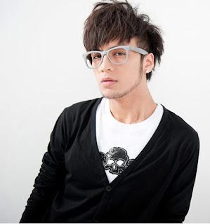 Cardigan Pria Korea