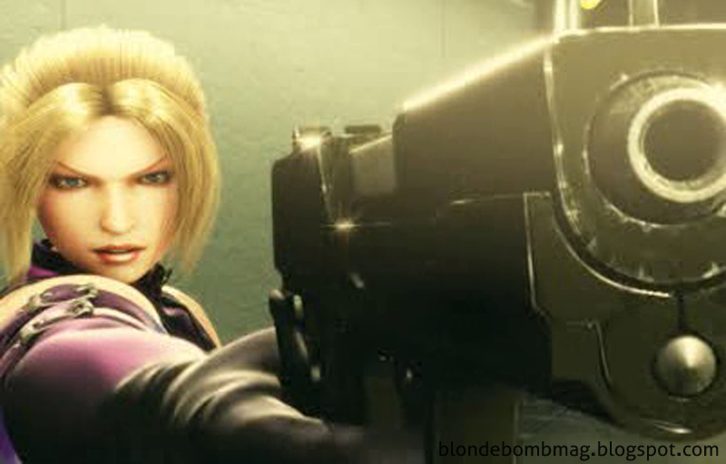 CR鉄拳 Nina Williams Video Anna Fight