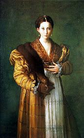MUSEO CAPODIMONTE . Parmigianino