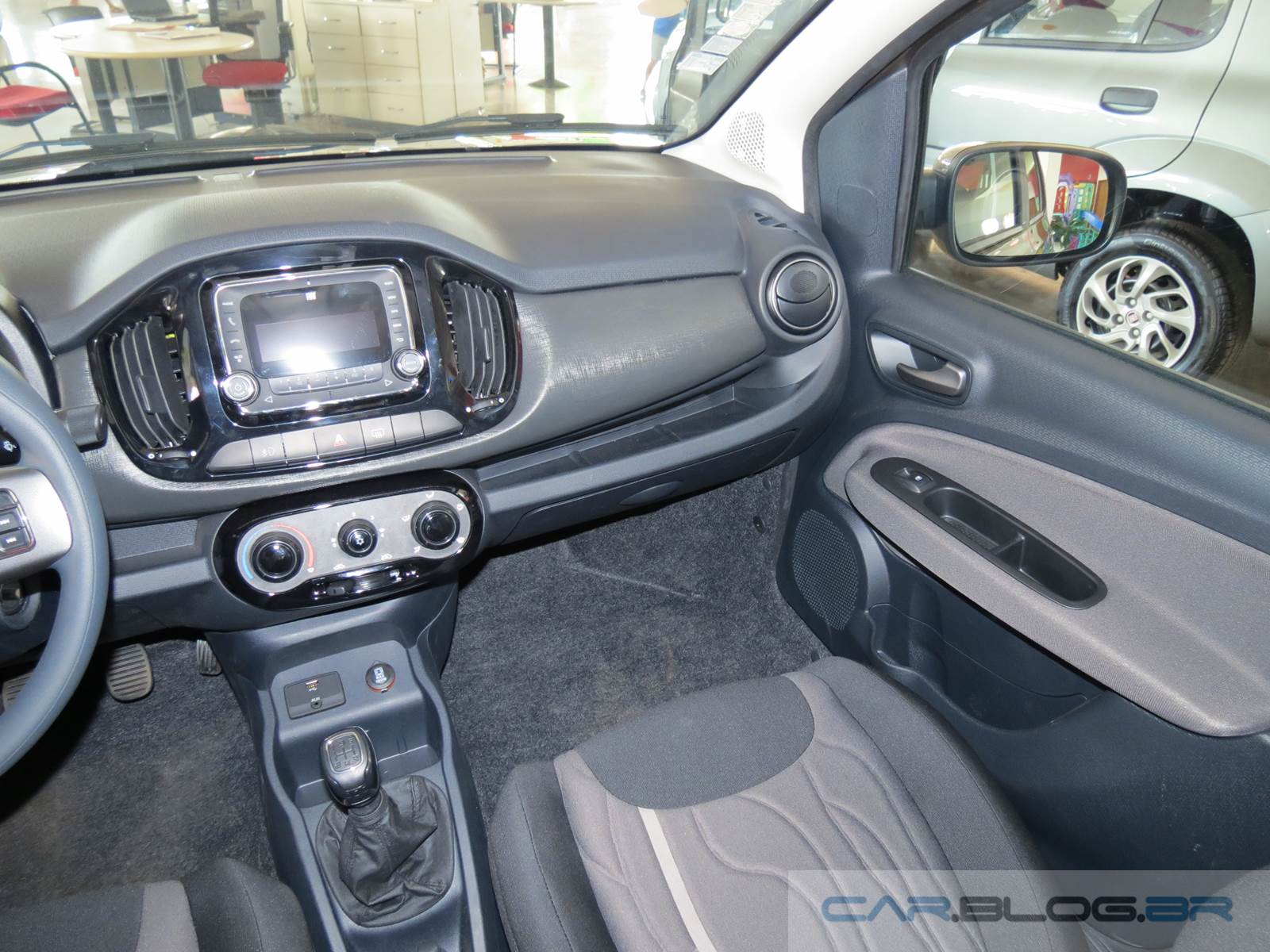 Smart Car Interior 2015 New Upcoming Cars 2019 2020 Ford Bronco Novo Fiat Uno Way Descontos De At R