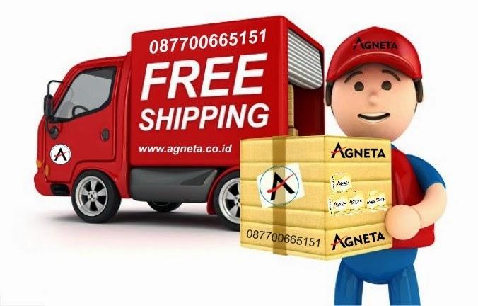Agneta Free Ongkos Kirim Ke Seluruh Indonesia