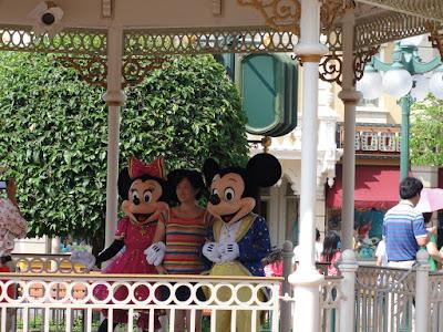 Hong Kong Travel: Disney Characters' Meet and Greet