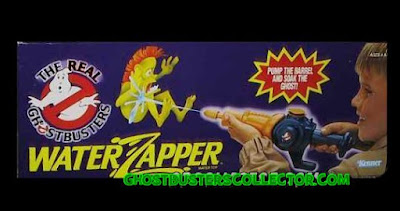 Kenner The REAL Ghostbusters WaterZapper Roleplay Toy