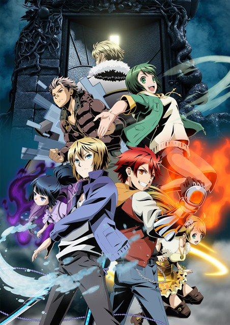 Visual Baru Dan Video Promosi Kedua Anime 'Divine Gate' Mulai Diperlihatkan