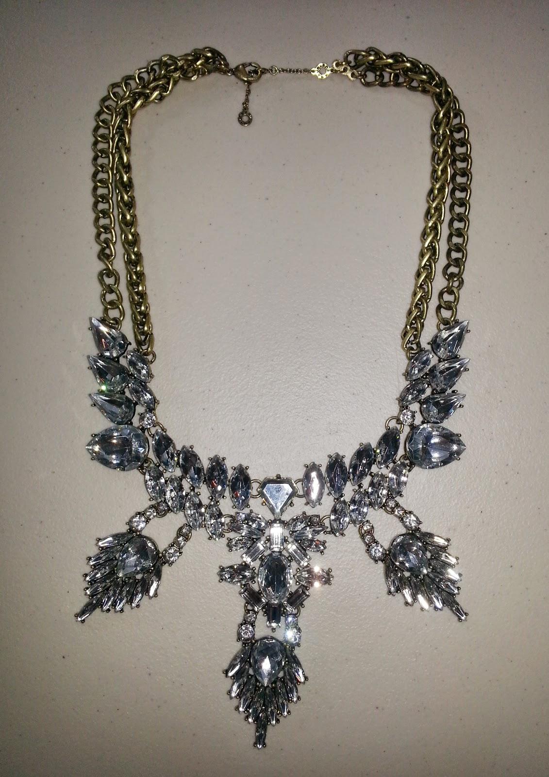 Crystal Cascade Bib