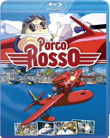 Porco Rosso (1992) HD 720p Latino