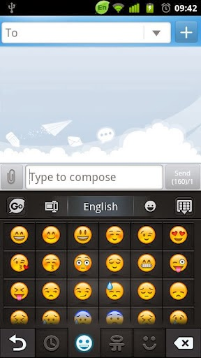 go keyboard fantasy text plugin free download
