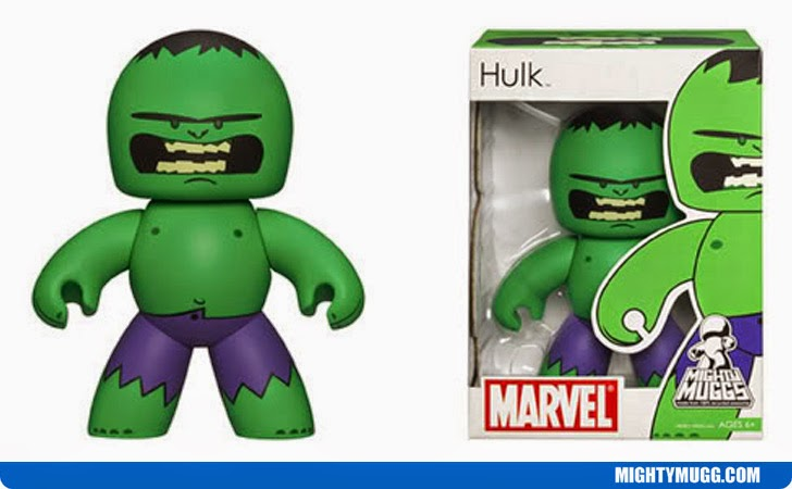 Hulk Marvel Mighty Muggs Wave 2