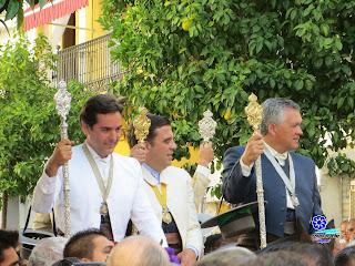 Romería del Rocío 2014 - Hermandad de Triana - Salida 13