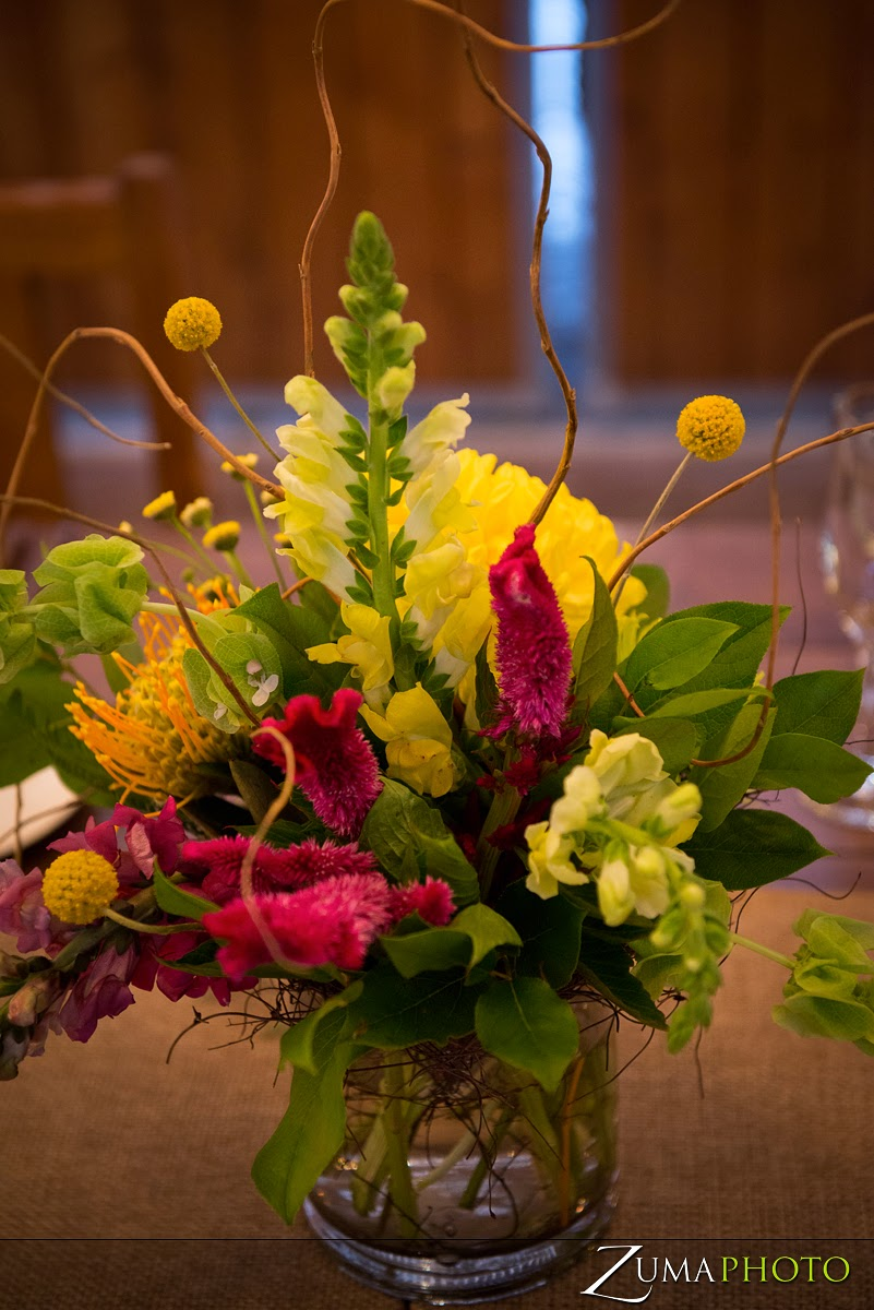 Branches Event Floral Company: Red Cliff Ranch Wedding: Andrea and ...