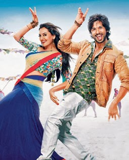 Saree Ke Fall Sa Lyrics - R Rajkumar